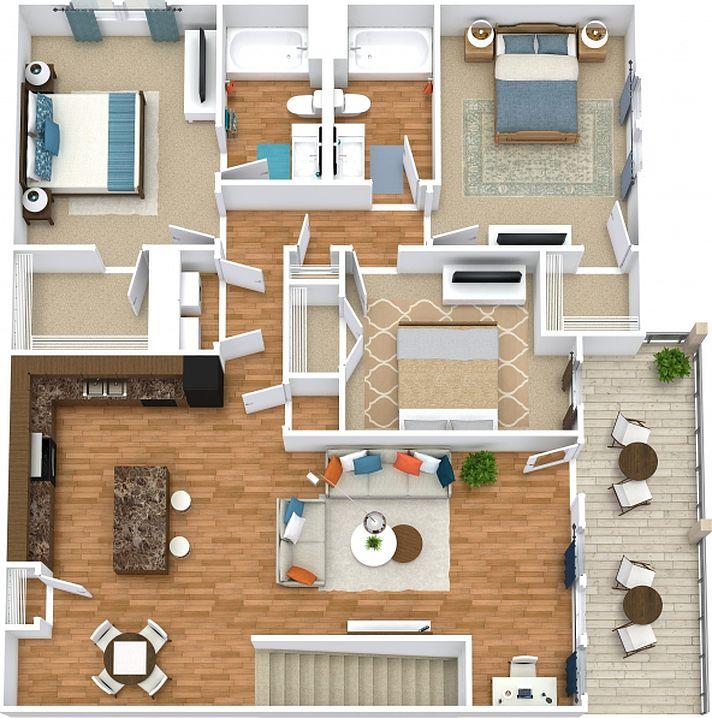 Apartments In Covington La: Retreat At River Chase Apartments - Covington, LA