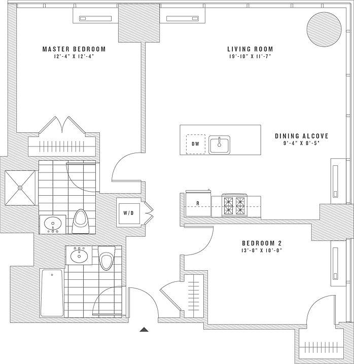 The Eugene Apartments - New York, NY