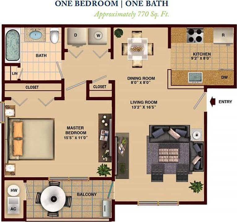 Apartments In New Jersey Zillow: Canfield Mews Apartment Rentals - Randolph, NJ