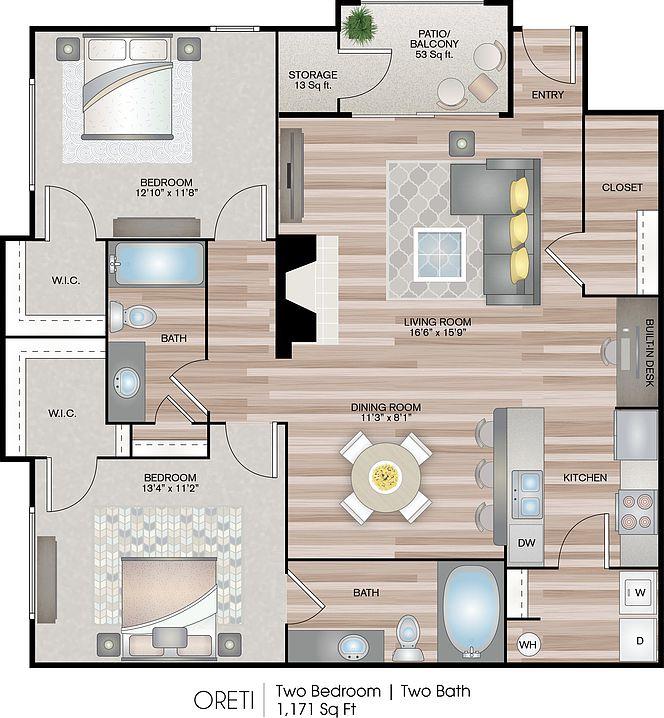 Zillow Ct Rentals: Breckinridge Point Apartment Rentals - Richardson, TX