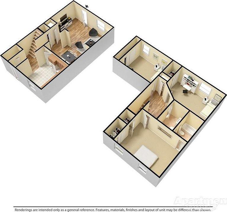 Zillow Apartments Rent: Eastwind Apartment Rentals - Virginia Beach, VA