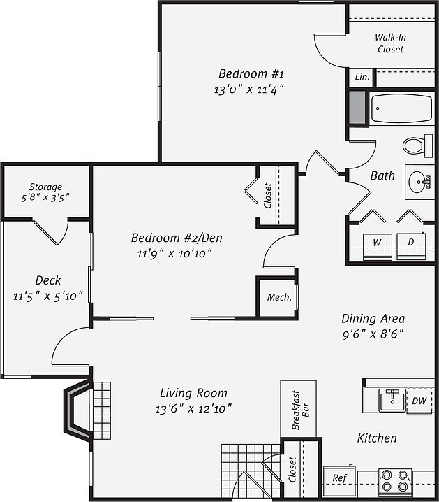 Town Center Columbia Md: Eaves Columbia Town Center Apartment Rentals