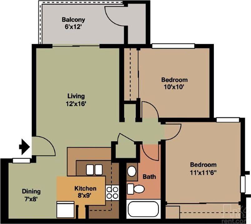 Park Villas Apartment Rentals - Chino, CA