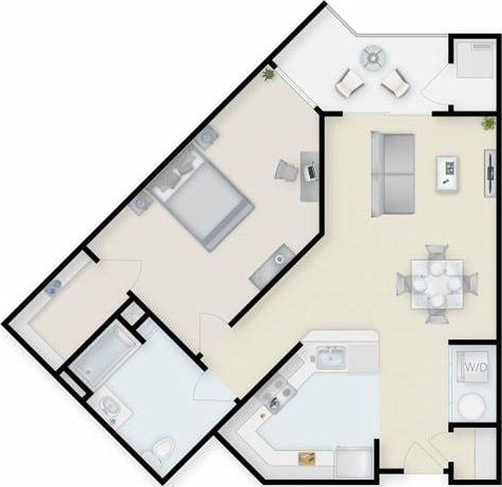 Apartments In New Jersey Zillow: The Cove At Riverwinds Senior Apartments 55+ Apartment