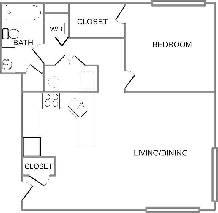 Liberties Walk Apartment Rentals - Philadelphia, PA
