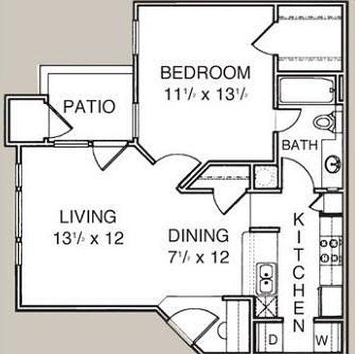 Legacy Of Cedar Hill Apartment Rentals