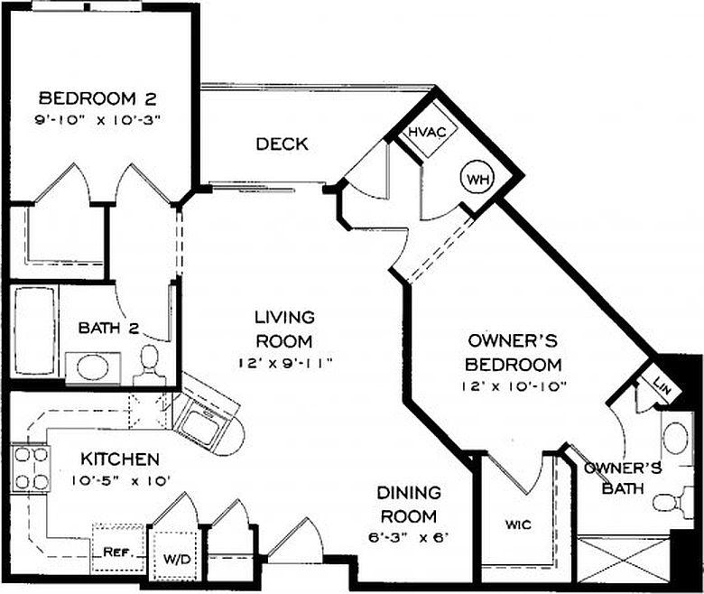 Metro Vienna Station Apartments: Dwell Vienna Metro Apartments - Fairfax, VA