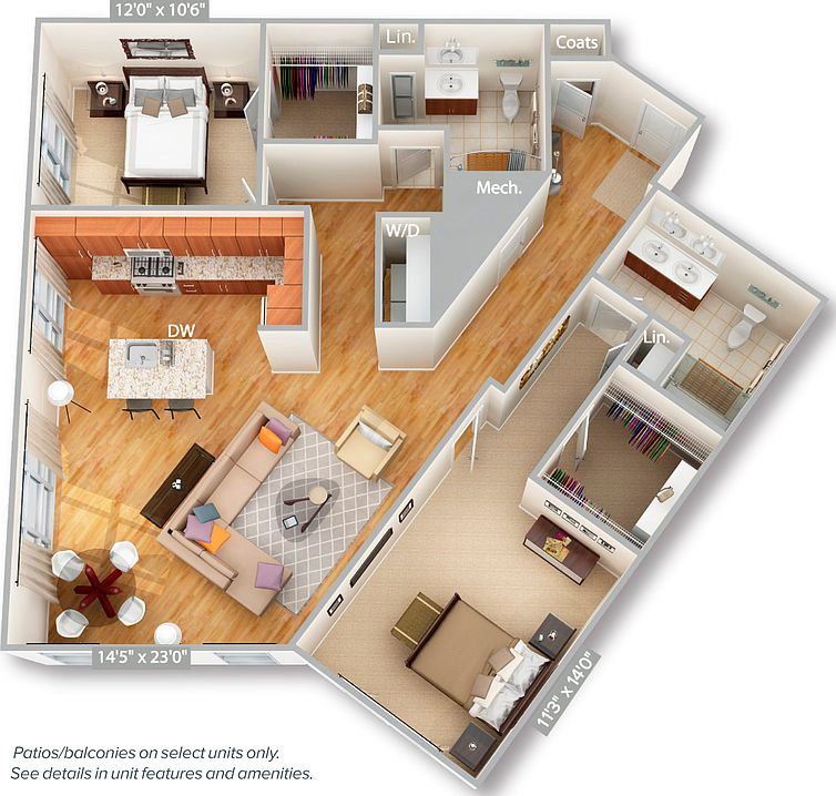 Apartments In New Jersey Zillow: Avalon Bloomfield Station Apartment Rentals