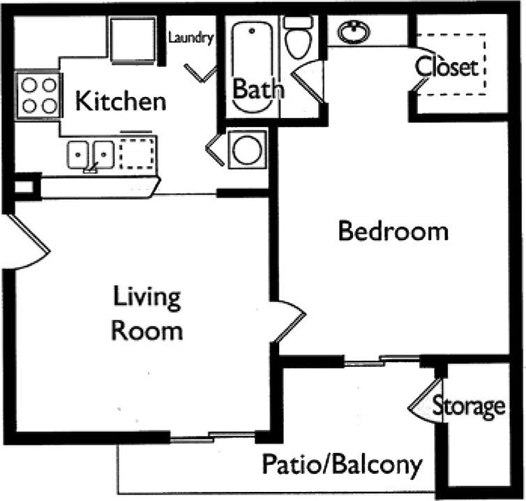 The Meridian Apartment Rentals - Jacksonville, FL