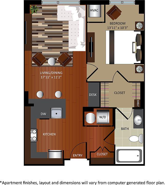 Gables City Vista Apartments - Washington, DC | Zillow