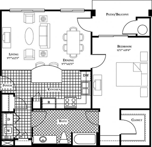 Canterra Apartments - Palm Desert, CA