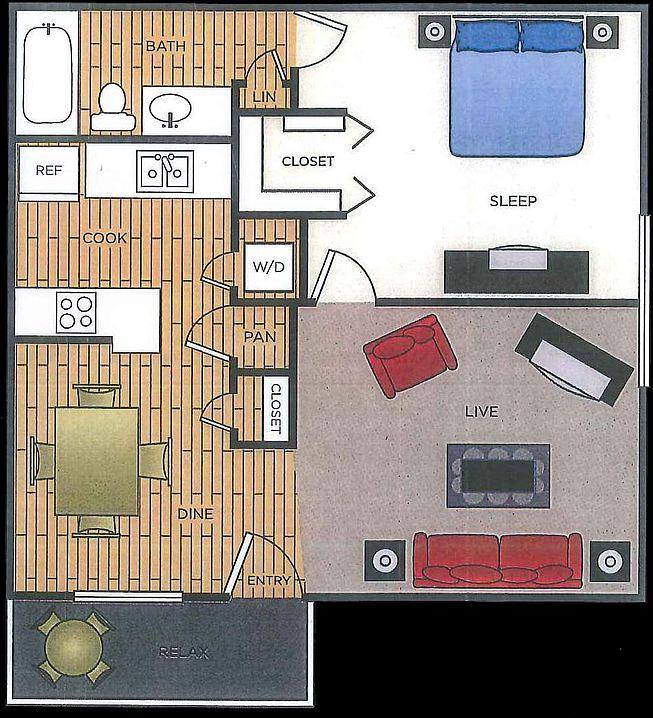 Zillow Apartments Rent: Oasis Apartment Rentals - Dallas, TX