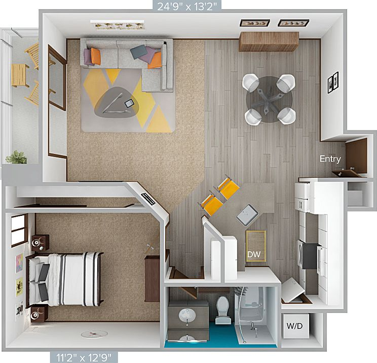 Zillow Rentals California: AVA Studio City Apartment Rentals - Studio City, CA