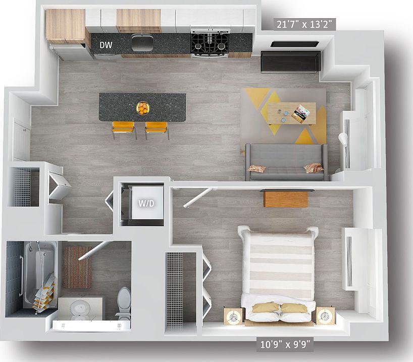 Zillow Ct Rentals: AVA DoBro Apartments - Brooklyn, NY