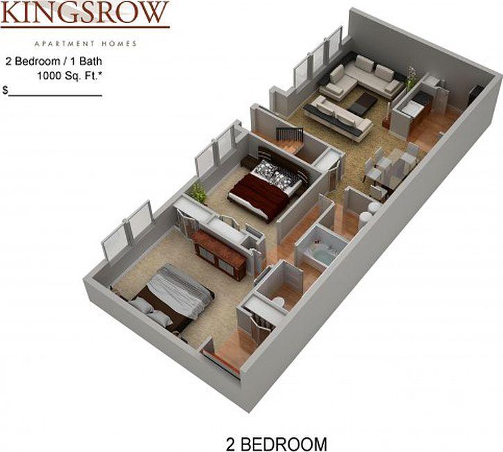 Zillow Rentals Nj: Kingsrow Apartment Homes Apartment Rentals