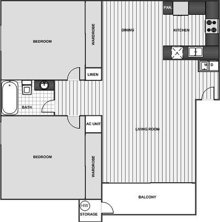 River Ranch Apartments: River Ranch Apartment Rentals - Simi Valley, CA