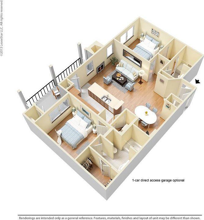 Zillow Apts: The Estates Of Northwoods Apartment Rentals