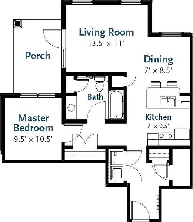 Zillow Ct Rentals: Deerfield Place Apartments - Utica, NY