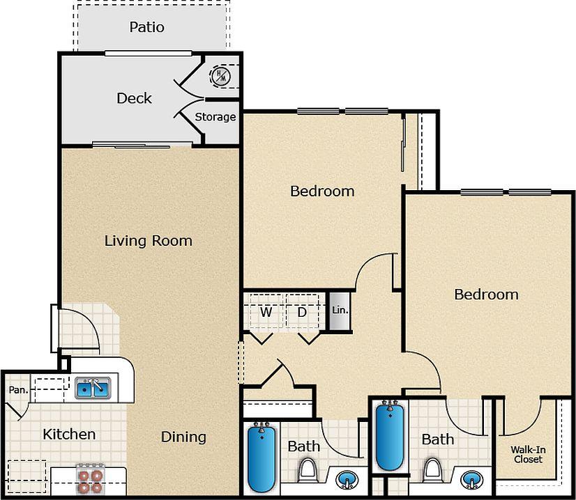 Rancho Monte Vista Luxury Apartment Homes