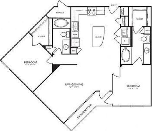 Landmark On Lovers Apartment Rentals