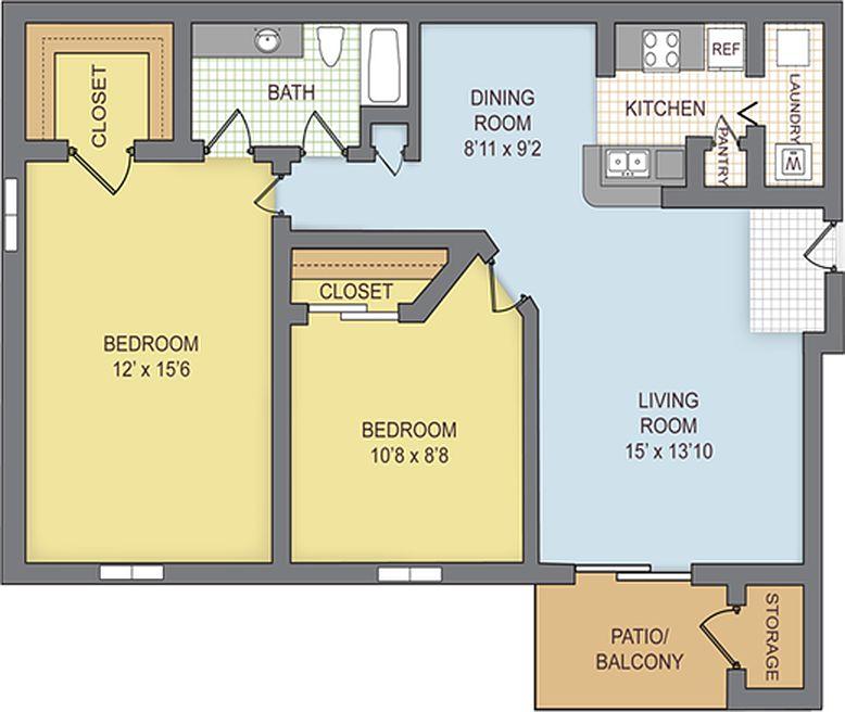 Los Rios Park Apartment Rentals - Plano, TX