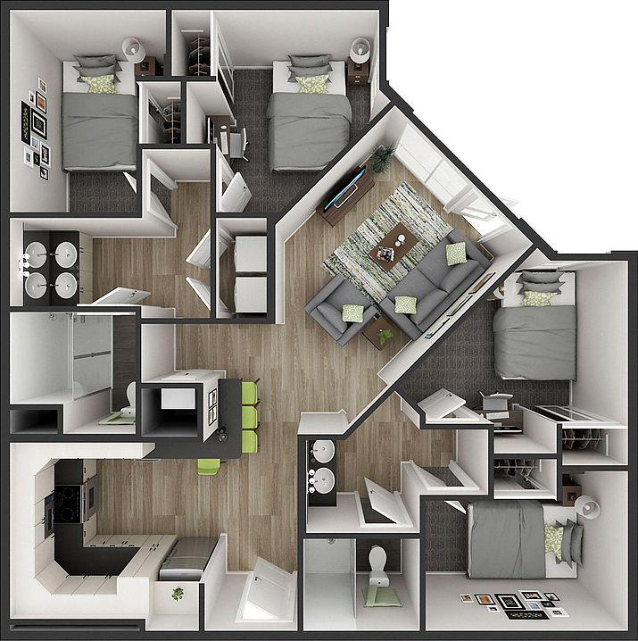 Zillow Apartments Rent: Academy65 Apartment Rentals - Sacramento, CA