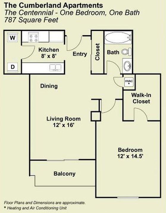 The Cumberland Apartments - Nashville, TN | Zillow