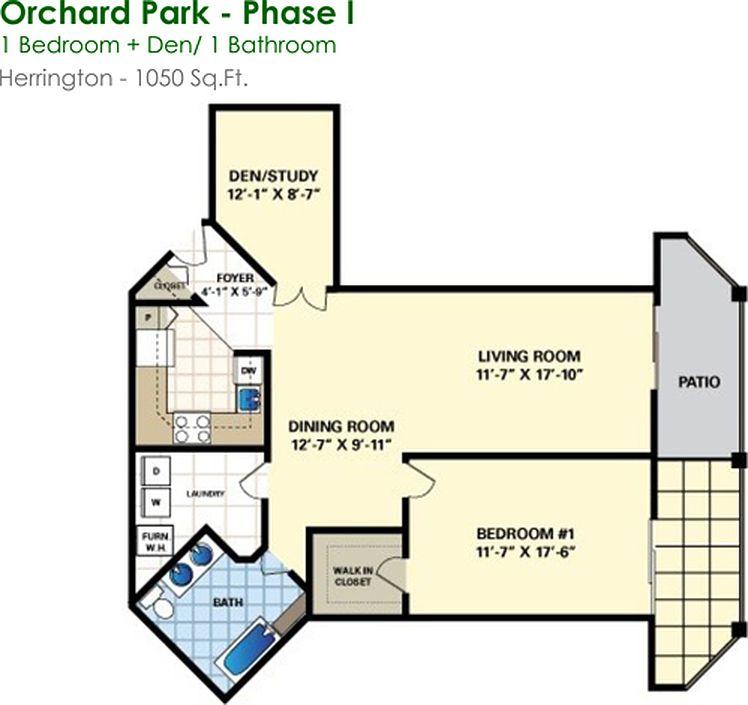 Orchard Park* Apartment Rentals - Ellicott City, MD