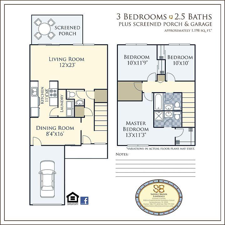 Saddlebrook Apartments: Saddle Brook Landings Apartment Rentals