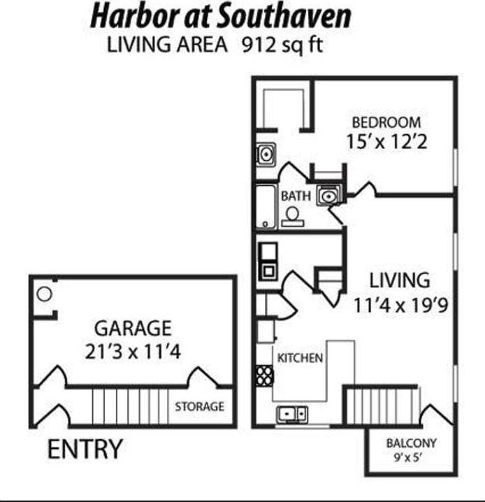 Zillow Apartments Rent: The Harbor At Southaven Apartment Rentals