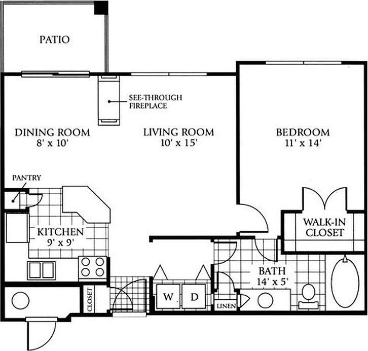 Porch Light Denver: Lowry Park Apartments - Denver, CO