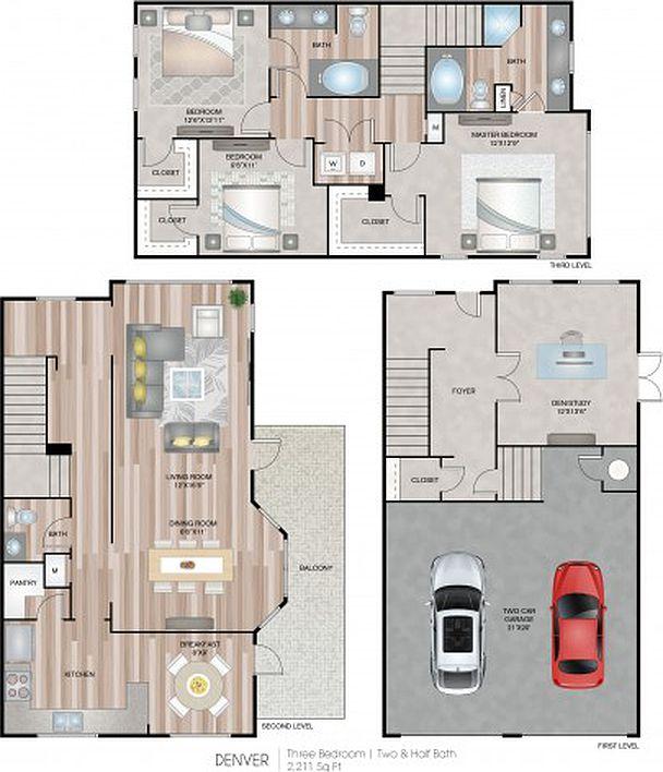 Zillow Apartments Rent: Notting Hill Apartment Rentals - Dunwoody, GA
