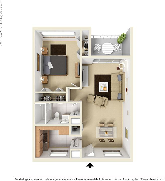 Seven Palms Apartments: Imperial Palms Apartments - Largo, FL