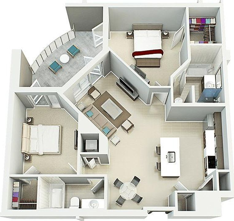 Zillow Apts: Nora Apartments - Orlando, FL