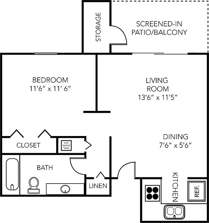 Azure Winter Park Apartment Rentals - Winter Park, FL