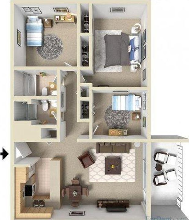 Summer House Apartments - Alameda, CA | Zillow