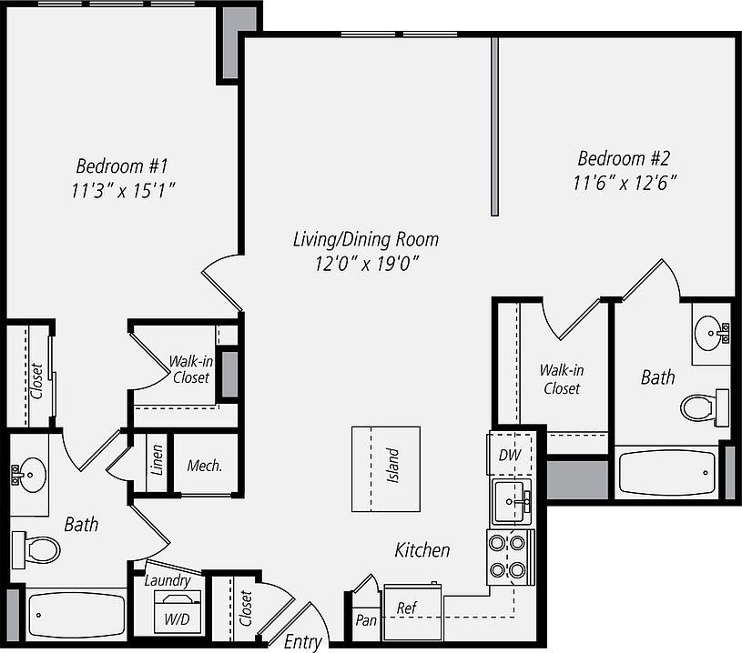 Avalon Park Crest Apartments - Tysons Corner, VA