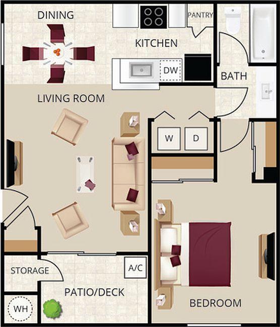San Marino Apartment Rentals - San Jose, CA