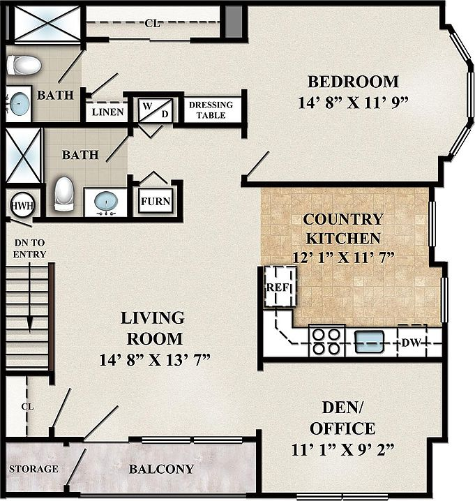 Zillow Rentals Nj: Pike Run Village Apartment Rentals - Belle Mead, NJ