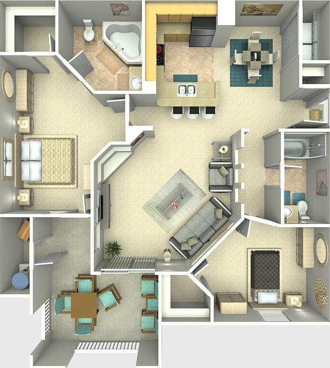Villas At North Village Apartment Rentals