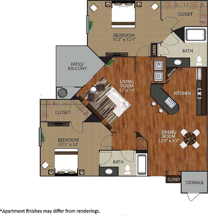 Gables At The Terrace Apartment Rentals - Austin, TX