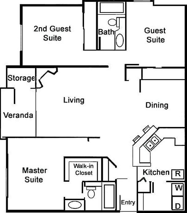 Mill Creek Apartment Rentals