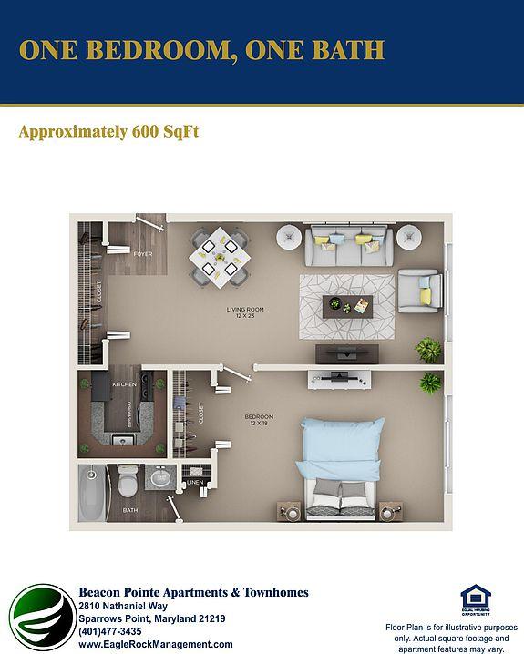d93652c636f6 Beacon Pointe Apartment Rentals - Edgemere