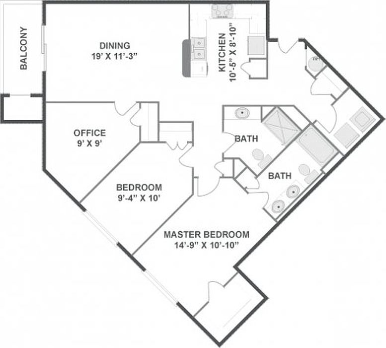 Woodridge Apartments: AMLI At Seven Bridges Apartments - Woodridge, IL