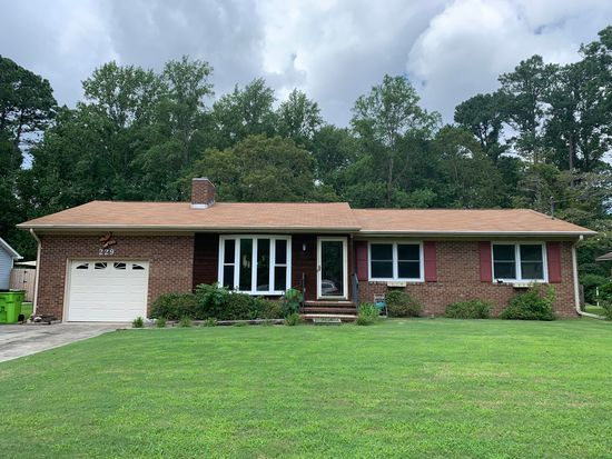 229 Nottingham Dr Havelock Nc 28532 Zillow