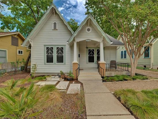 1703 Kenwood Ave Austin Tx 78704 Zillow