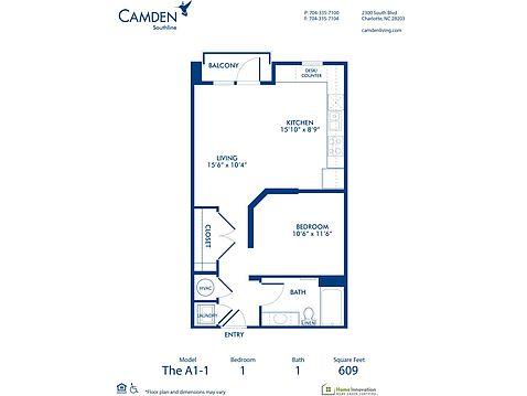 Camden Southline Apartment Rentals Charlotte Nc Zillow