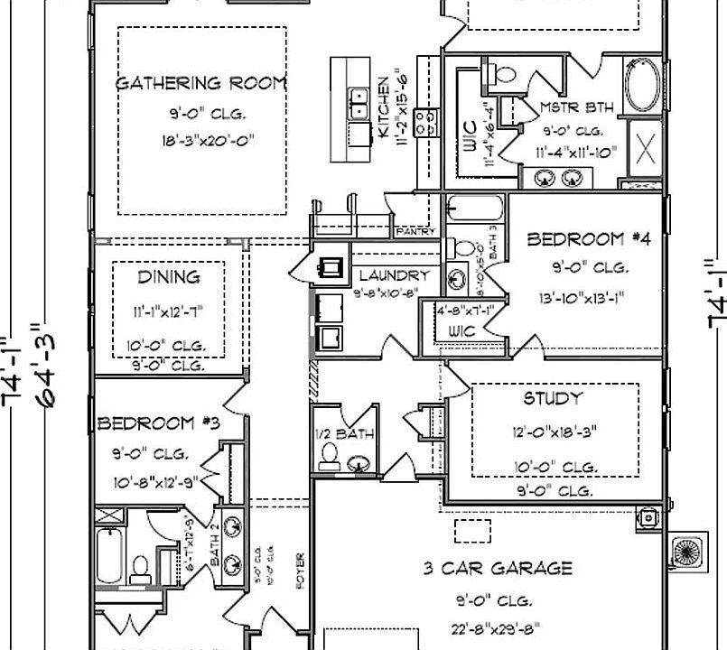 The Camden Plan Milton Fl 32583 Zillow