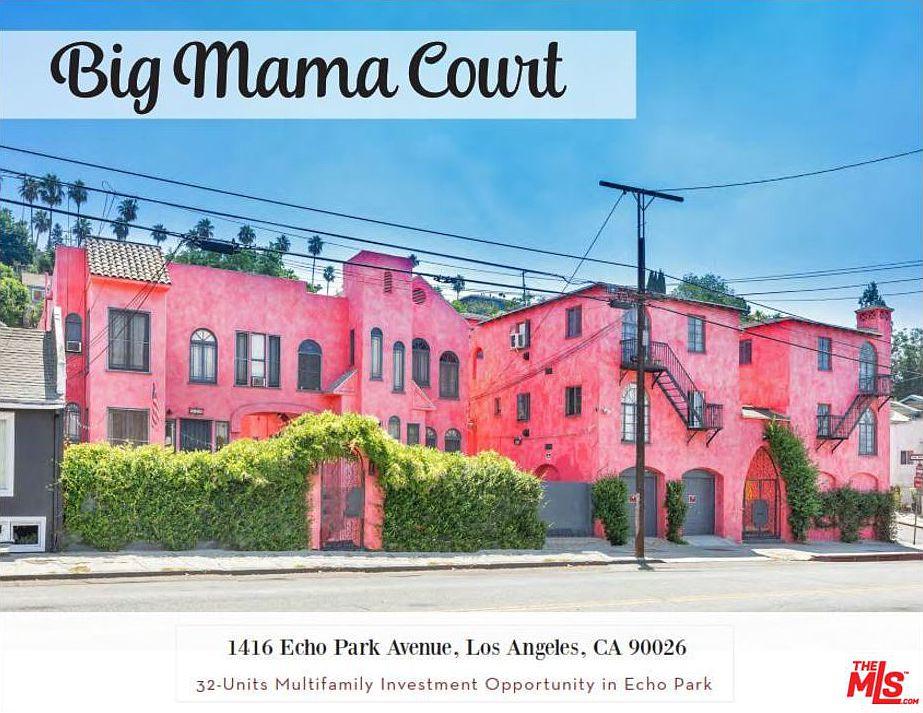 1416 Echo Park Ave Los Angeles Ca 90026 Zillow
