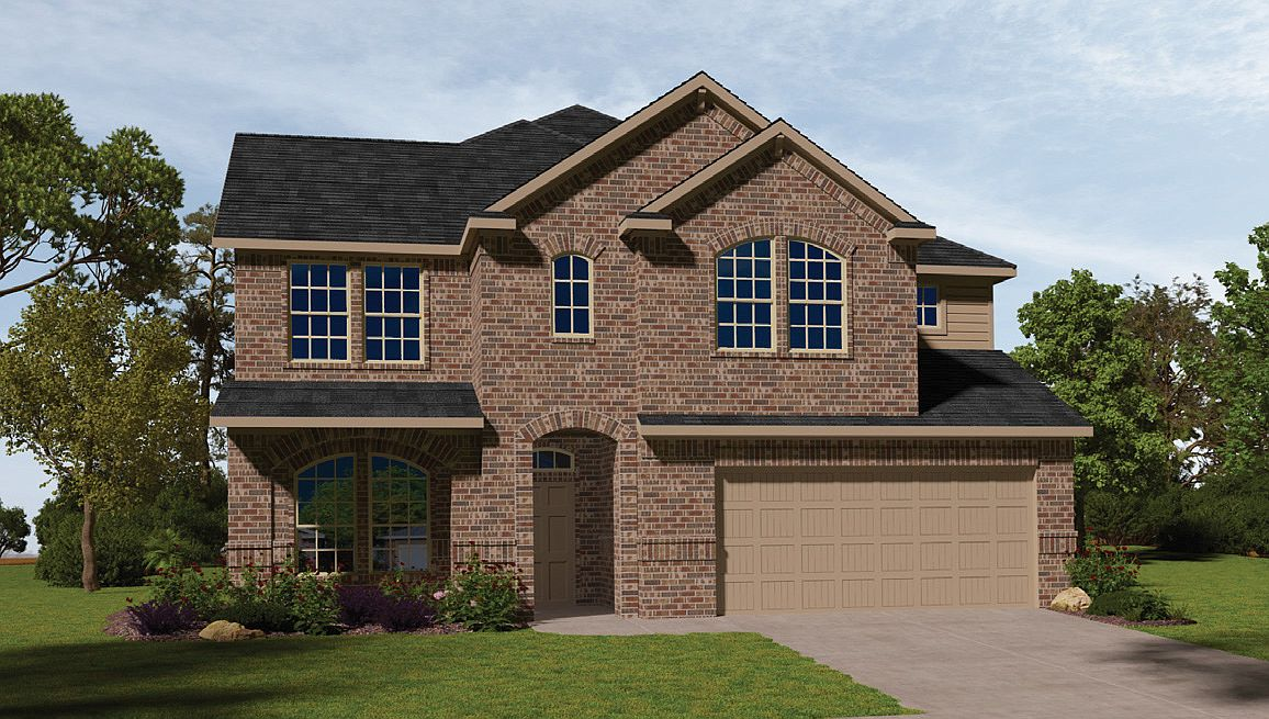 Chloe Plan Long Meadow Farms Richmond Tx 77407 Zillow